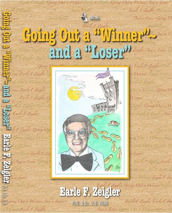 "Click to Order - ""Going out a Winner and a Loser;"